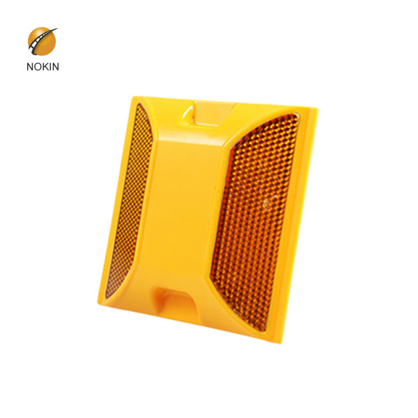 NOKIN Amber Reflective Studs On The Motorway NK-1001