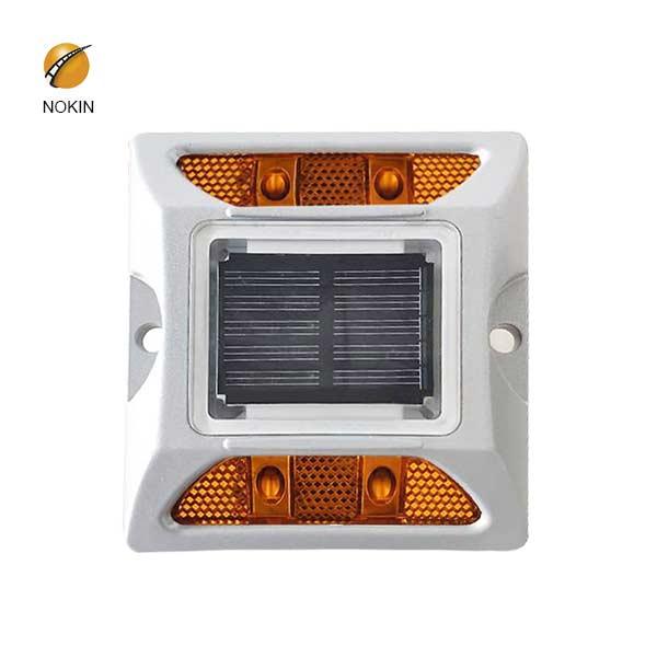 Colorful Aluminum Solar Road Stud Light For Road NK-RS-A6-2