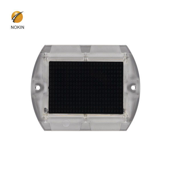 Ultra Thin PC Solar Road Stud Light For Road NK-RS-Q7